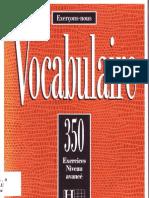 62841760 Vocabulaire Francais
