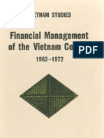 Vietnam Studies Financial Management of the Vietnam Conflict 1962-1972