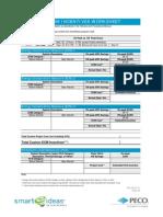 PECO Custom Rebates