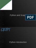 Python Scapy