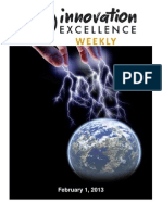 Innovation Excellence Weekly - Issue 18