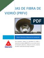 Tuberias de Fibra de Vidrio Fibraplastic PDF