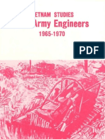 Vietnam Studies U.S. Army Engineers, 1965-1970