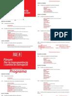 ForoCorrupcion Programa