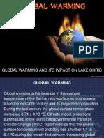 Global Warming-Ohrid Lake