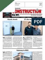 San Antonio Construction News February 2013 Issue