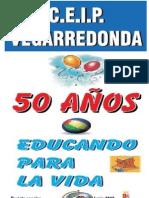 2012 Revista Escolar Vegarredonda Junio