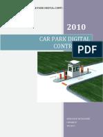 Car park Digital controller