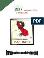 FACUNDO - Introducción a una introducción