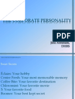 The Corporate Personality