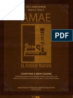 Association of Mexican American Educators. Vol VI, Issue 3