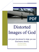 devotional final distorted images of god