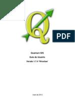 Manual Quantum Gis