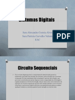 circuitos sequenciais