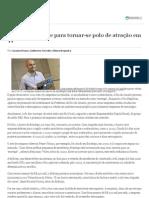 Valor Econômico - Rio cria ambiente para tornar-se polo de atração em TI