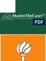 Stern Casebook 2008 for Case Interview Practice | MasterTheCase