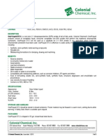 ColaLiquid DT-2 Technical Data Sheet
