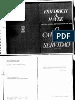 Friedrich a. Hayek - O Caminho Da Servidao