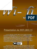 wi-fi cours