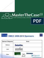 Fuqua Casebook 2010 for Case Interview Practice | MasterTheCase
