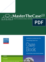 London Casebook 2011 for Case Interview Practice | MasterTheCase