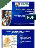 Gestion Desechos Panama c