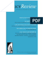 Policy Review - December 2012 & January 2013, No. 176