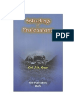 Astrology-of-Professions
