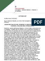 Sant'Agostino - Contro Giuliano (ITA)