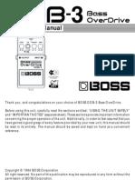 Boss Bass Overdrive - ODB-3_e4
