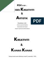 Preses kreativiti & artistik