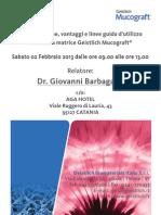 Corso Mucograft - Catania 02-02-2013
