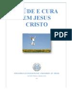 SAÚDE E CURA EM JESUS CRISTO
