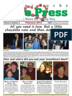 Upper Bucks Free Press • February 2013 Edition