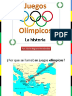 Present Humaolimpicos 100113222050 Phpapp01