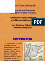 Trabajo de Historia de Proyecto Integrado sobre La Constitución de Cádiz de 1812 (BVLGC)