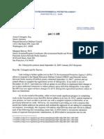 EPA Update Letter