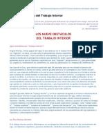 Marceloaguirre.com-Nueve Obstculos Del Trabajo Interior