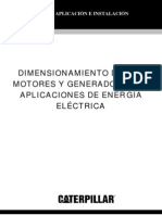 Manual Motores Generadores Electricos Caterpillar
