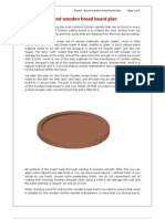 Planos Para Plato Redondo Para Pan