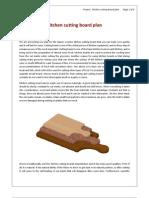 Planos de Tablas de Madera Para Picar