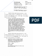 Squamish Nation zoning by law no 6, 1972 amendment to by law no. 11, 1979- May 4, 1979
