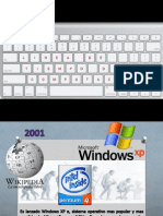 Linea del tiempo comercial de la computación 2000 a la fecha