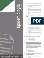 Autoevaluación Epidemiología