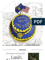 Celebrate Oregon's 150th Birthday