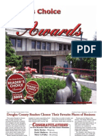 2009 News-Review Readers' Choice
