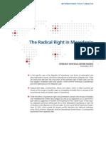 radikalna desnica makedonija