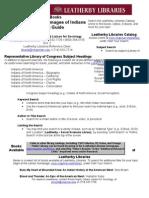SOC 372 Apodaca Research Guide