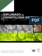 DIPLOMADO ODONTOLOGÍA ESTÉTICA 2013
