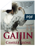 GAIJIN - novel excerpt